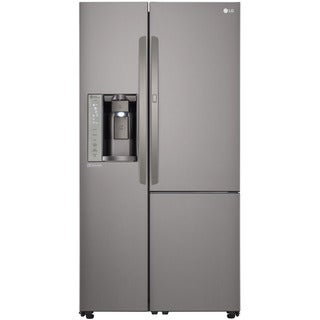 LG LSXS26366D - Black Stainless 26 cu.ft. Side-by-Side Refrigerator