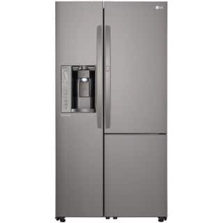 LG LSXS26366D - Black Stainless 26 cu.ft. Side-by-Side Refrigerator|https://ak1.ostkcdn.com/images/products/13029050/P19770275.jpg?impolicy=medium