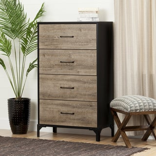 South Shore Valet 4-Drawer Chest