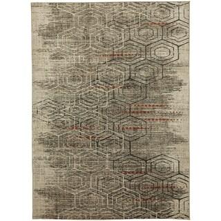 American Rug Craftsmen Metropolitan Jemma Onyx Area Rug (5'3x7'10)