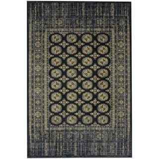 American Rug Craftsmen Providence Merrimack Blue Slate Area Rug (5'3x7'10)