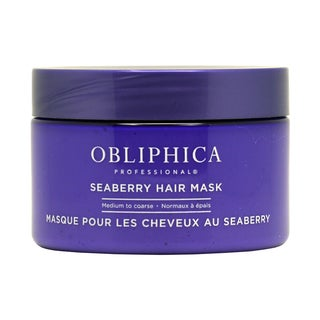 Obliphica Seaberry 8.5-ounce Hair Mask for Medium to Coarse Hair