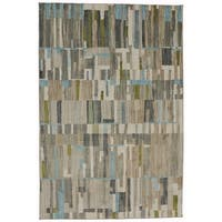 Mohawk Home Muse Bacchus Lagoon Area Rug (8' x 11') - 8' x 11'