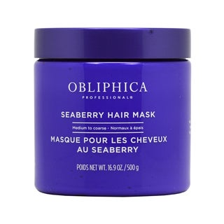 Obliphica Seaberry 16.9-ounce Hair Mask for Medium to Coarse Hair