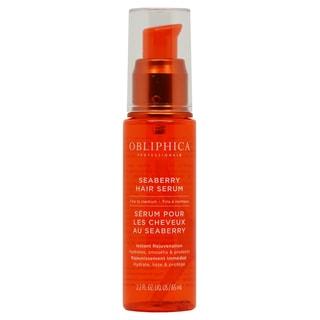Obliphica Seaberry 2.2-ounce Hair Serum for Fine to Medium Hair
