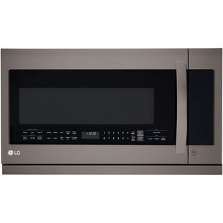 LG LMHM2237BD- 2.2 cu.ft. Over the range microwave
