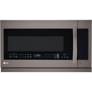 LG LMHM2237BD- 2.2 cu.ft. Over the range microwave