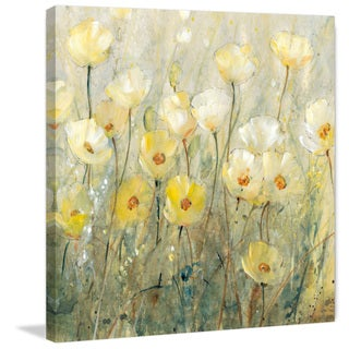 Marmont Hill - 'Summer in Bloom II' Painting Print on Wrapped Canvas - Multi-color