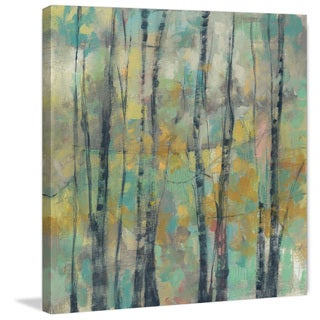 Marmont Hill - 'Pastel Arbor II' Painting Print on Wrapped Canvas