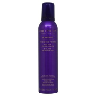 Obliphica Seaberry 8.4-ounce Thickening Mousse