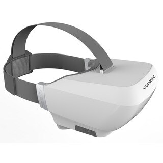 SkyView White First Person View Headset