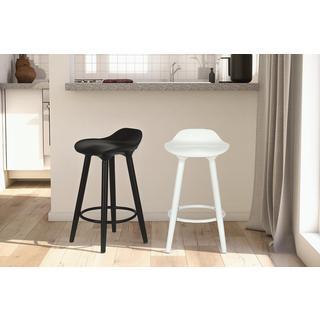 porch u0026 den wicker park paulina counter stool option white
