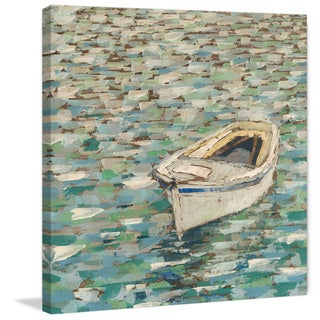 Marmont Hill - 'On the Pond II' Painting Print on Wrapped Canvas