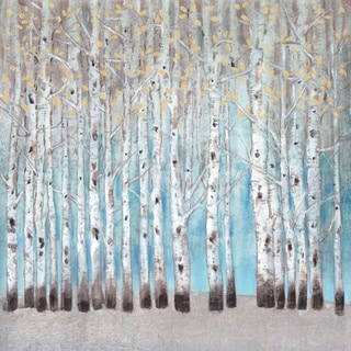 Marmont Hill - 'Into the Forest I' Painting Print on Wrapped Canvas