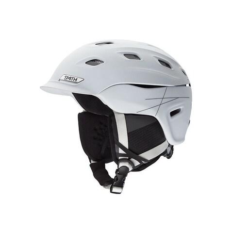 Smith Optics White Hybrid SL Vantage Snow Helmet