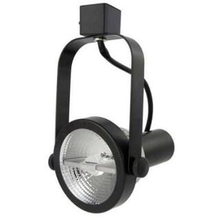 Lithonia Lighting LTH1000 PAR30 DBL M24 Black Metal 1-light Rear-loading Gimbal Commercial Track Head