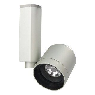 Lithonia Lighting LTH7000 MR16 BN M12 Brushed Nickel 1-light Front-loading Commercial Track Head
