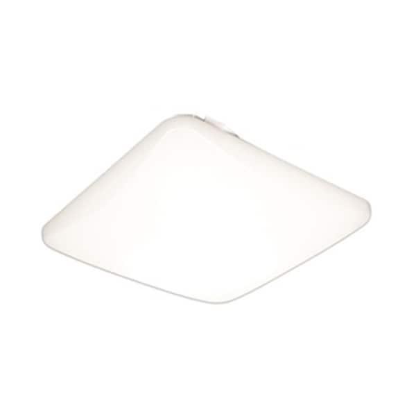 Shop Lithonia Lighting Fmlsl 14 20840 M4 White 14 Inch