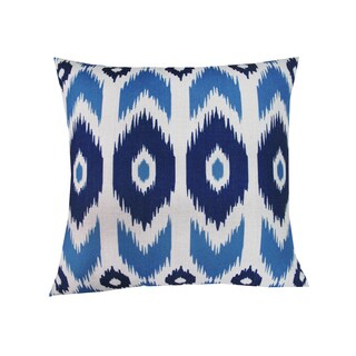 Corvus Multicolored Polyester and Dacron 18-inch Square Pillows (Set of 2)