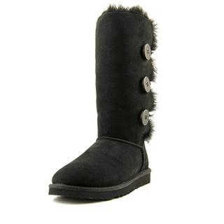 Ugg Australia Women's Bailey Button Triplet Regular Suede Boots