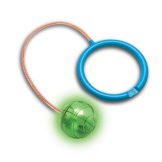 Discovery Kids Skip Ball with LED Lights