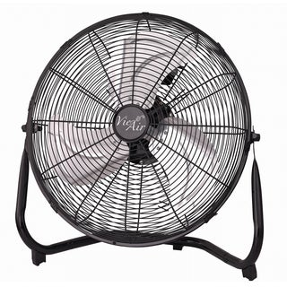 Vie Air 14-inch Industrial High Velocity 3-speed Metal Floor Fan