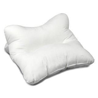Original Bones White OrthoBone Travel Pillow