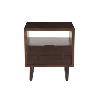 Glenwood Dark Walnut 24 Night Chest