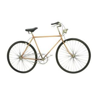 Metal Bicycle Wall Decor benzara metal bicycle wall decor - free shipping today - overstock