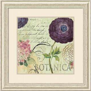 Framed Art Print 'Botanica' by Aimee Wilson 29 x 29-inch