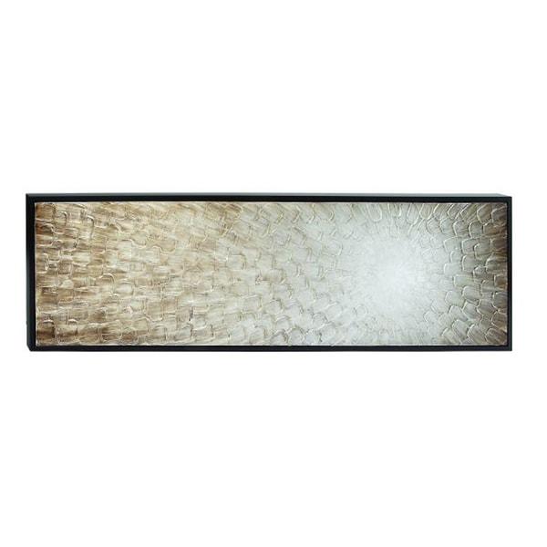 Benzara Framed Canvas Abstract Wall Art - Free Shipping Today ...