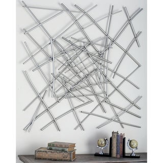 Studio 350 Metal Wall Decor 48 inches wide, 48 inches high
