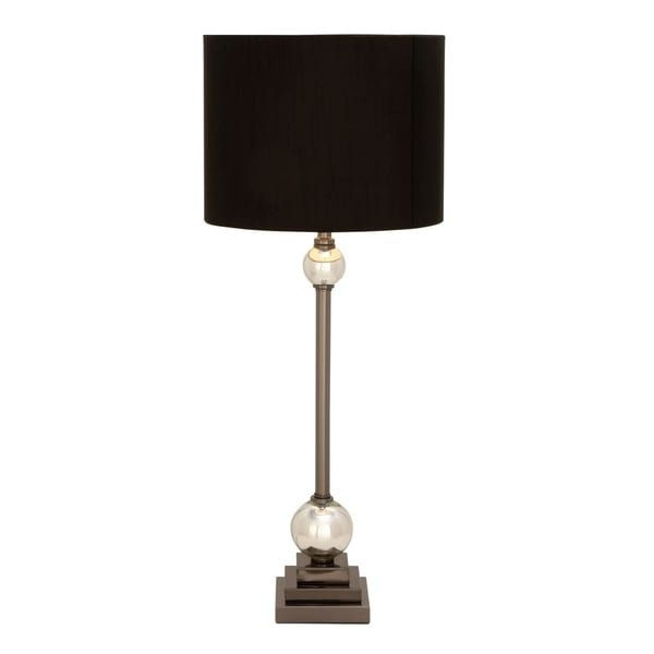 Studio 350 Metal Glass Table Lamp 32 inches high