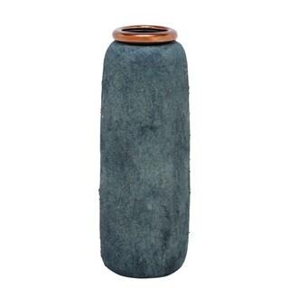 Benzara Classy Ceramic Vase - Thumbnail 0