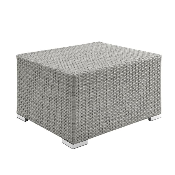 Admirable Shop Corvus Martinka 9 Piece Grey Wicker Patio Furniture Set Dailytribune Chair Design For Home Dailytribuneorg