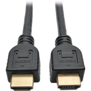 Tripp Lite 10ft Hi-Speed HDMI Cable w/ Ethernet Digital CL3-Rated UHD