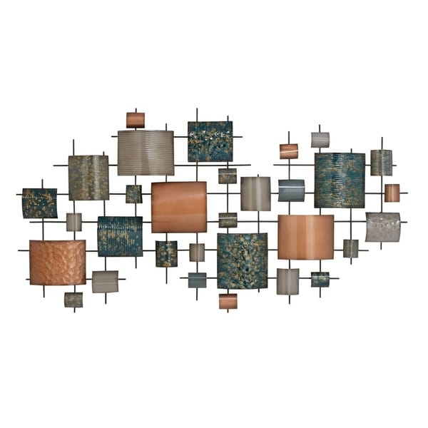The Curated Nomad Bimini Multicolored Artistic Wall Decor