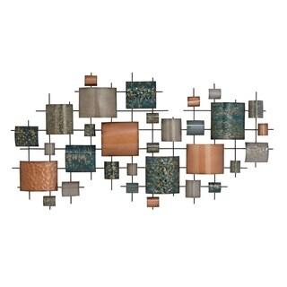 The Curated Nomad Bimini Multicolored Artistic Wall Decor