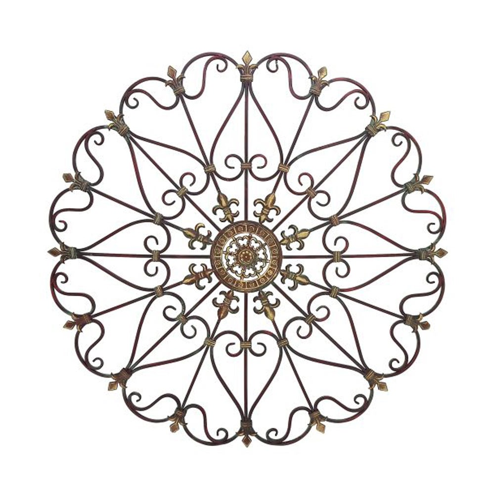 Benzara Metal Wall Decor