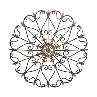 Wall Decor Metal metal wall decor - free shipping today - overstock - 15896029