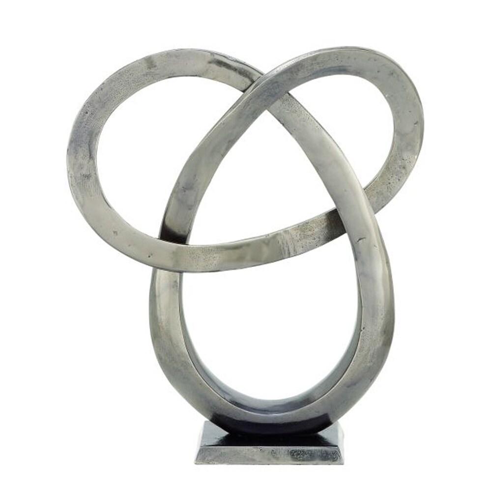 Attractive Abstract Aluminum Sculpture