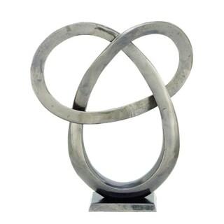 Attractive Abstract Aluminum Sculpture - Thumbnail 0
