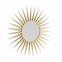 Benzara Metal Mirror