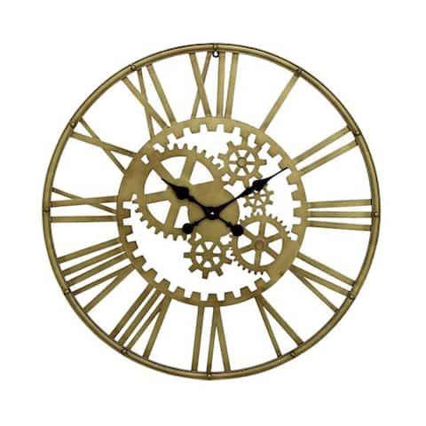Exceptional Metal Gear Clock