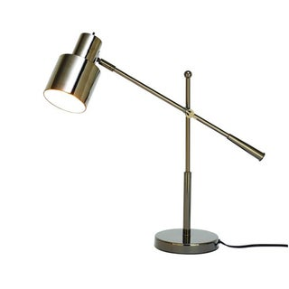 Benzara Metal Adjustable Table Lamp