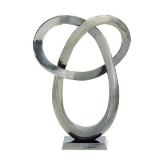 Benzara Artistic Aluminum Sculpture