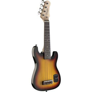 Stagg EUK S-BL S-style Sunburst Electric Ukulele|https://ak1.ostkcdn.com/images/products/13041827/P19781584.jpg?impolicy=medium
