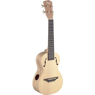 Stagg UCX-SPA-S Spalted Maple Traditional Concert Ukulele