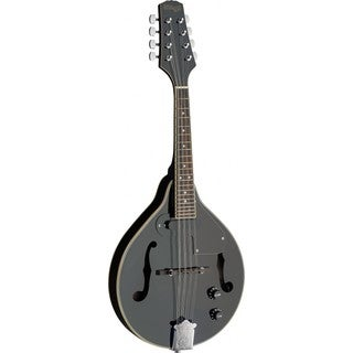 Stagg M50 E BLK Black Acoustic-Electric Bluegrass Mandolin