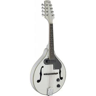 Stagg M50 E WH Acoustic-Electric White Bluegrass Mandolin|https://ak1.ostkcdn.com/images/products/13042351/P19782048.jpg?impolicy=medium